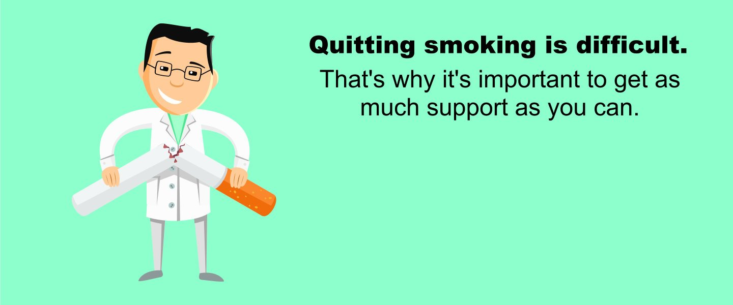 smoking cessation - quit smoking